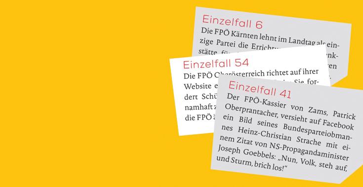 """Themenbild Broschüre """"Einzelfälle und Serientäter"""""""