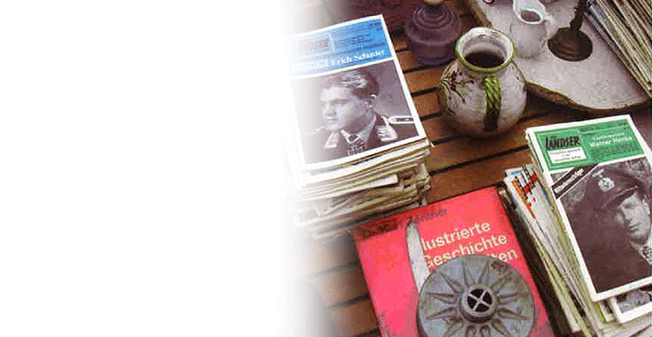 Themenbild Flohmarkt-Broschüre
